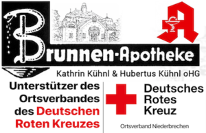 Unterstützer Rotes Kreuz